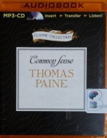 Common Sense written by Thomas Paine performed by George Vafiadis on MP3 CD (Unabridged)