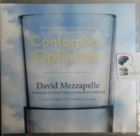 Contagious Optimism written by David Mezzapelle performed by David Kelly and Terri McMahon on CD (Unabridged)