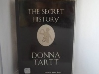 The Secret History written by Donna Tartt performed by Adam Sims on Cassette (Unabridged)
