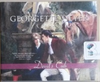 Devil's Cub written by Georgette Heyer performed by Michael Drew on CD (Unabridged)