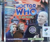 Doctor Who - The War Machines written by Original Dr Who Authors performed by William Hartnell and Anneke Wills on CD (Abridged)