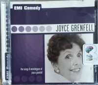 EMI Comedy - Joyce Grenfell written by Joyce Grenfell performed by Joyce Grenfell on CD (Abridged)
