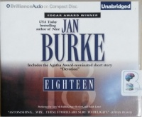 Eighteen written by Jan Burke performed by Amy McFadden on CD (Unabridged)
