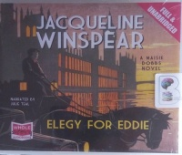Elegy for Eddie written by Jacqueline Winspeare performed by Julie Teal on Audio CD (Unabridged)