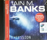 Excession written by Iain M. Banks performed by Peter Kenny on MP3 CD (Unabridged)