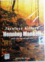 Faceless Killers written by Henning Mankell performed by Sean Barrett on Cassette (Unabridged)