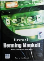 Firewall written by Henning Mankell performed by Sean Barrett on Cassette (Unabridged)
