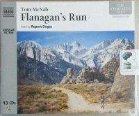 Flanagan's Run written by Tom McNab performed by Rupert Degas on CD (Unabridged)