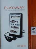 Four Fish written by Paul Greenberg performed by Christopher Lane on MP3 Player (Unabridged)