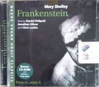 Frankenstein written by Mary Shelley performed by Daniel Philpott on CD (Abridged)
