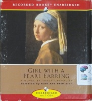 Girl with a Pearl Earring written by Tracy Chevalier performed by Ruth Ann Phimister on CD (Unabridged)