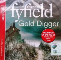 Gold Digger written by Francis Fyfield performed by Sean Barrett on MP3 CD (Unabridged)