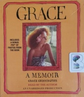 Grace - A Memoir written by Grace Coddington performed by Grace Coddington on CD (Unabridged)