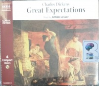 Great Expectations written by Charles Dickens performed by Anton Lesser on CD (Abridged)
