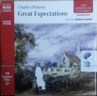 Great Expectations written by Charles Dickens performed by Anton Lesser on CD (Unabridged)