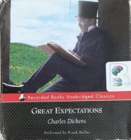 Great Expectations written by Charles Dickens performed by Frank Muller on CD (Unabridged)