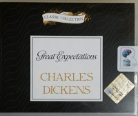 Great Expectations written by Charles Dickens performed by Tom Baker on CD (Abridged)