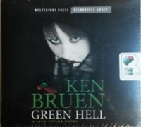 Green Hell - A Jack Taylor Novel written by Ken Bruen performed by John Lee on CD (Unabridged)