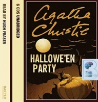 Hallowe'en Party written by Agatha Christie performed by Hugh Fraser on CD (Unabridged)