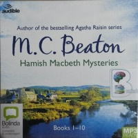 Hamish Macbeth Mysteries written by M.C. Beaton performed by Graeme Malcolm on MP3 CD (Unabridged)
