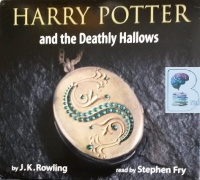 Harry Potter and the Deathly Hallows (Adult Packaging) written by J.K. Rowling performed by Stephen Fry on CD (Unabridged)