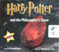 Harry Potter and the Philosopher's Stone (Adult Packaging) written by J.K. Rowling performed by Stephen Fry on CD (Unabridged)
