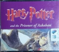 Harry Potter and the Prisoner of Azkaban (Childrens Packaging) written by J.K. Rowling performed by Stephen Fry on CD (Unabridged)