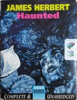 Haunted written by James Herbert performed by Sean Barrett on Cassette (Unabridged)