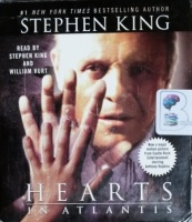 Heart in Atlantis written by Stephen King performed by Stephen King and William Hurt on CD (Unabridged)