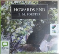 Howards End written by E.M. Forster performed by Edward Petherbridge on CD (Unabridged)