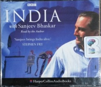 India written by Sanjeev Bhaskar performed by Sanjeev Bhaskar on CD (Unabridged)