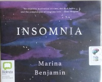 Insomnia written by Marina Benjamin performed by Marina Benjamin on CD (Unabridged)