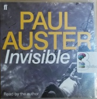 Invisible written by Paul Auster performed by Paul Auster on CD (Unabridged)