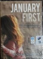 January First written by Michael Schofield performed by Patrick Lawlor on MP3 CD (Unabridged)
