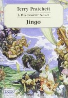 Jingo written by Terry Pratchett performed by Nigel Planer on MP3 CD (Unabridged)