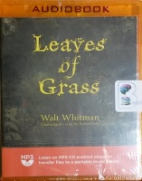 Leaves of Grass written by Walt Whitman performed by Robin Field on MP3 CD (Unabridged)