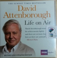 Life on Air written by David Attenborough performed by David Attenborough on CD (Unabridged)