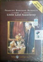 Little Lord Fauntleroy written by Frances Hodgson Burnett performed by Donada Peters on MP3 CD (Unabridged)