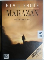Marazan written by Nevil Shute performed by David Collins on Cassette (Unabridged)