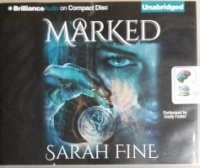 Marked - Servents of Fate Series written by Sarah Fine performed by Emily Foster on CD (Unabridged)