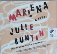 Marlena written by Julie Buntin performed by Emma Galvin on CD (Unabridged)