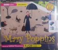 Mary Poppins written by P.L. Travers performed by Sophie Thompson on CD (Unabridged)