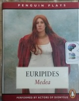 Medea written by Euripides performed by Actors of Dionysus on Cassette (Unabridged)