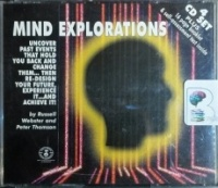 Mind Exporations - Uncover Past Events that Hold You back and Change them... written by Russell Webster and Peter Thomson performed by Russell Webster and Peter Thomson on CD (Unabridged)
