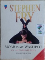 Moab is my Washpot written by Stephen Fry performed by Stephen Fry on Cassette (Unabridged)