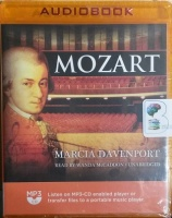 Mozart written by Marcia Davenport performed by Wanda McCaddon on MP3 CD (Unabridged)