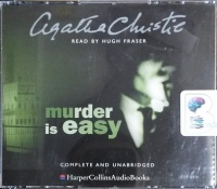 Murder is Easy written by Agatha Christie performed by Hugh Fraser on CD (Unabridged)