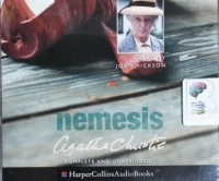 Nemesis written by Agatha Christie performed by Joan Hickson on CD (Unabridged)