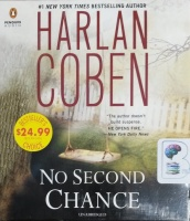 No Second Chance written by Harlan Coben performed by Scott Brick on CD (Unabridged)