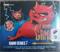 Old Harry's Game - Radio Series 7 written by BBC Comedy Team performed by Andy Hamilton, Annette Crosbie and Timothy West on CD (Abridged)